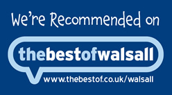 Best of Walsall Logo